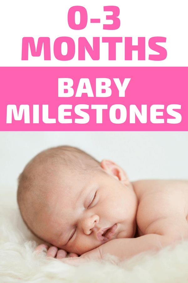 complete guide to baby skills 0 3 months