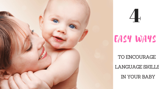 4 Easy Ways to Encourage Language Development in Your Baby