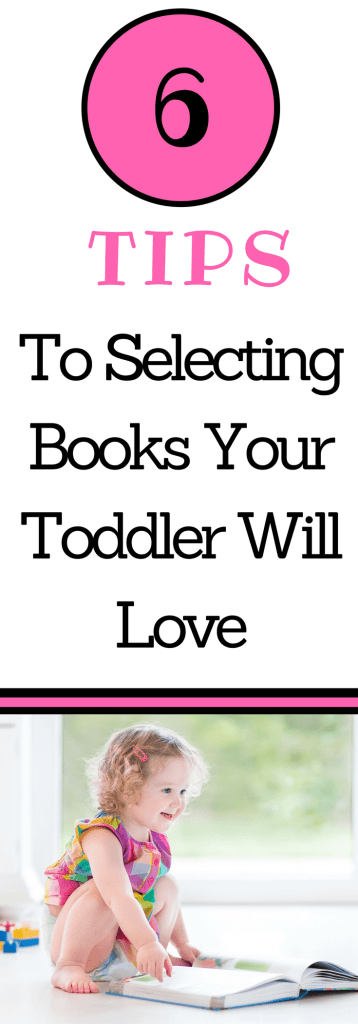 Are you looking for ways to get your toddler to be interested in books? Boost their early literacy skills by using these simple tips to pick the right ones!