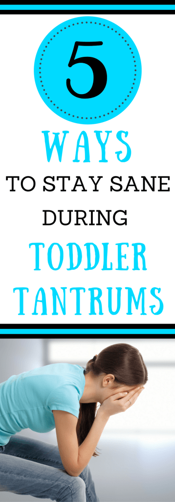 Are you stressed out by your toddler temper tantrums? Dealing with temper tantrums can be very frustrating for all parents. Use these 5 simple tips to stay calm when your toddler is having meltdowns.