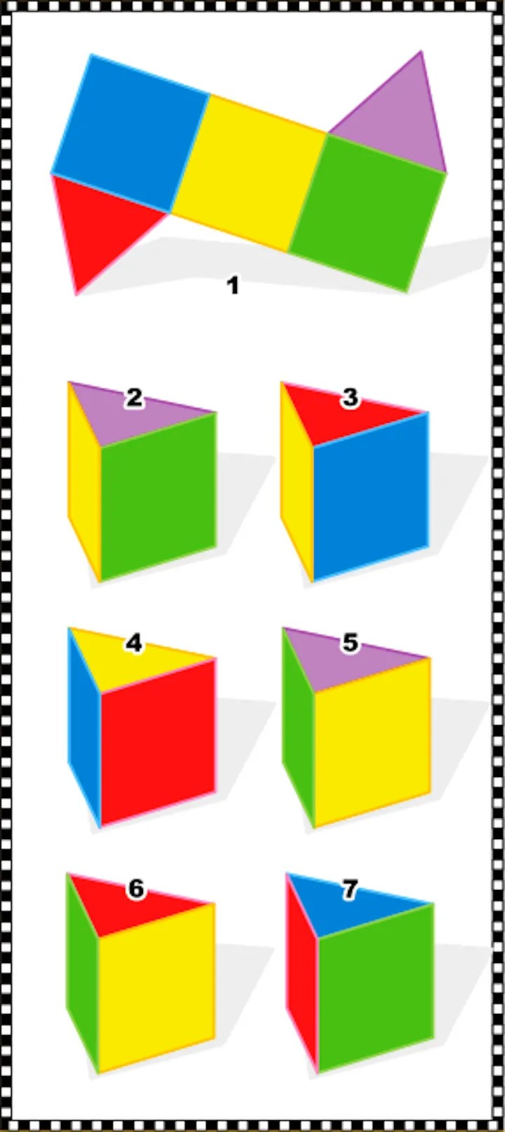 hight resolution of Spatial Intelligence - What it is \u0026 13 ways to improve it