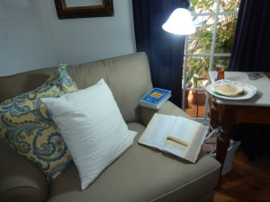 Creating a Bible Corner for Your Family- Parenting Like Hannah