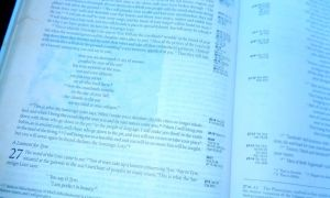 Teaching Kids About the Bible and Context - Parenting Like Hannah
