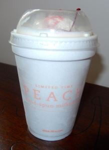 What Peach Milkshakes Taught Me About Parenting - Parenting Like Hannah