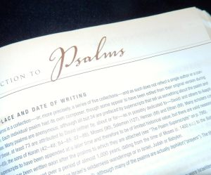 Introducing Kids to Psalms - Parenting Like Hannah
