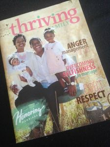 Great Christian parenting Magazine - Parenting Like Hannah