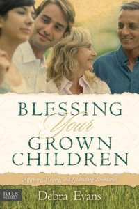 Resource for Christian Parents of Adult Children - Parenting Like Hannah
