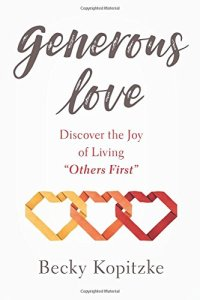 Generous Love - Parenting Like Hannah