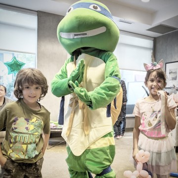 easy ninja turtle birthday party ideas