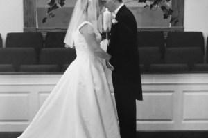 Bill and Courtney Wedding