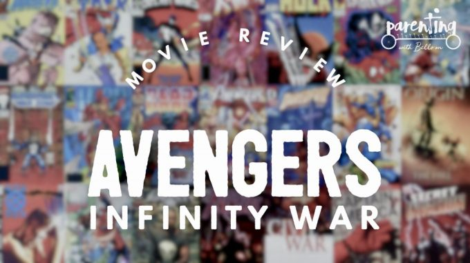 Movie Review Avengers Infinity War