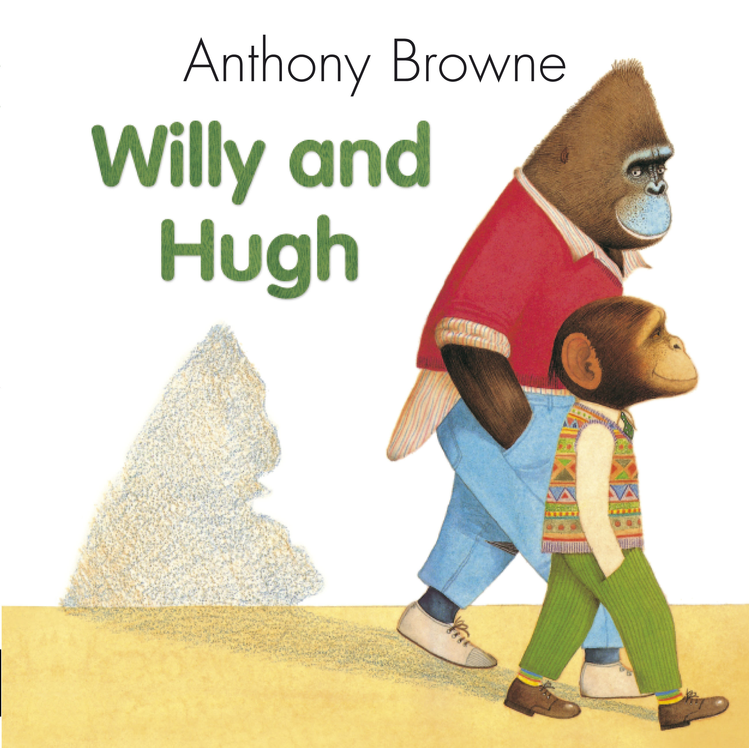 Willy And Hugh By Anthony Browne