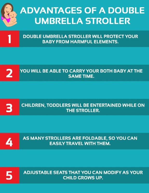 double-umbrella-stroller-advantages
