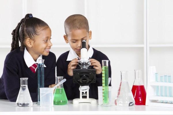 Science Elementary School Kids