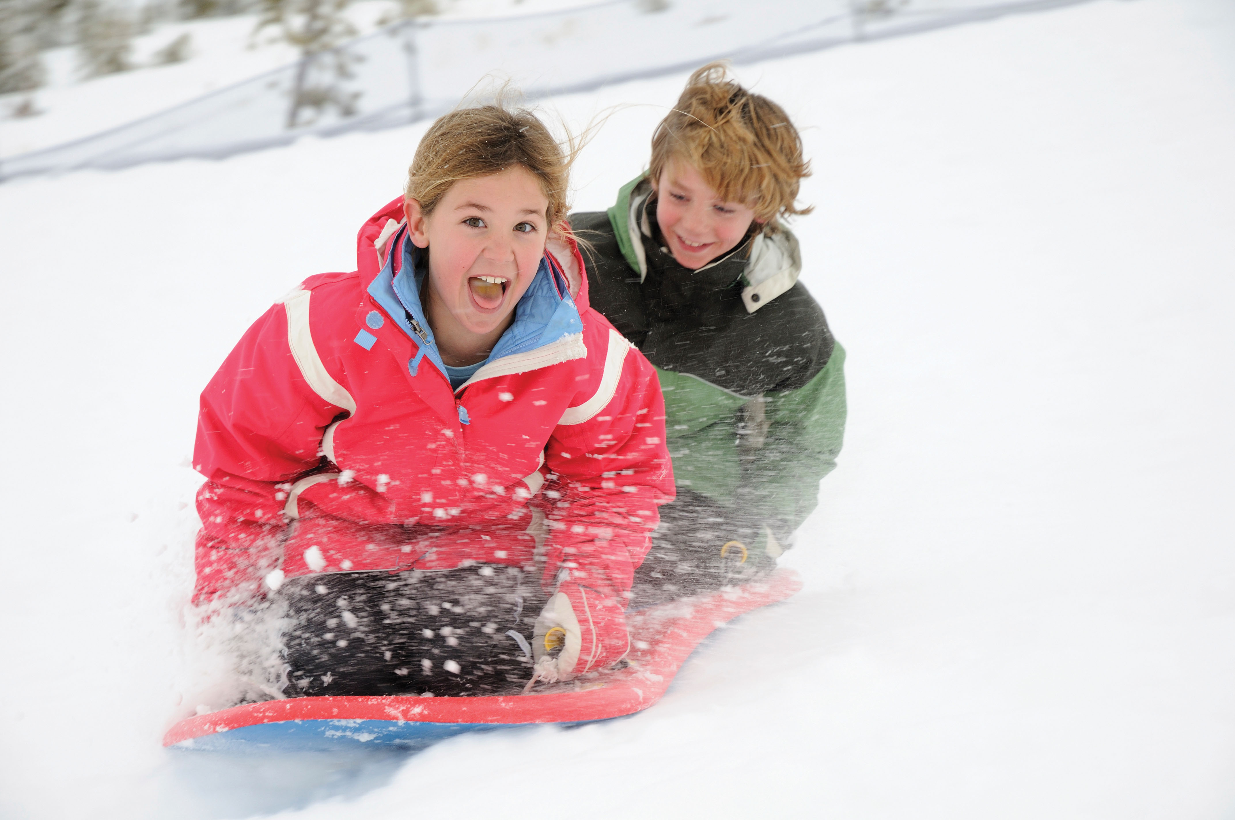 Active Winter Getaways for Families in the Northwest