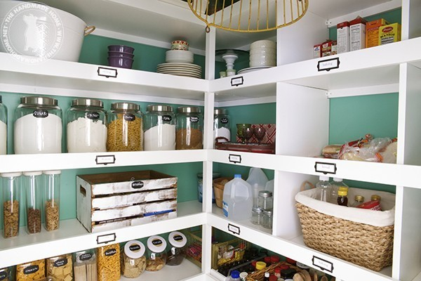 kitchen pantry storage cost to paint cabinets professionally how make your look just as organized these 9 examples polished