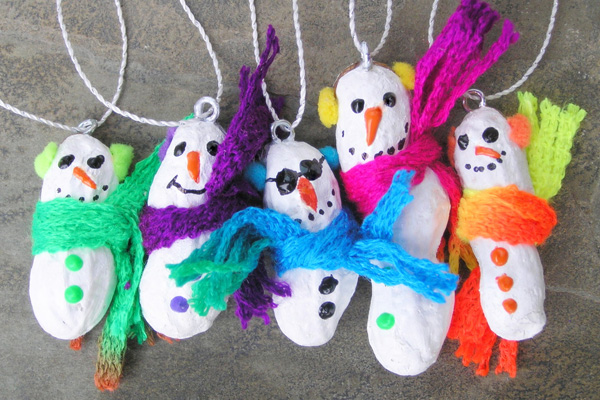 homemade christmas ornaments by modern vin e jewelry