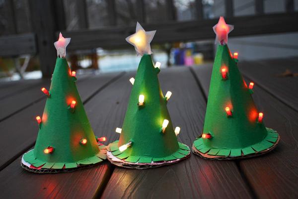 Diy Homemade Christmas Decorations Decor You Can Make Imanada Inexpensive Home Tuscan