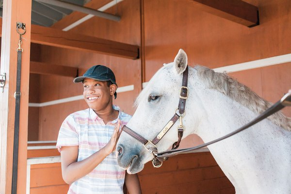 Horses Heal Benefits Of Equine-assisted Therapy