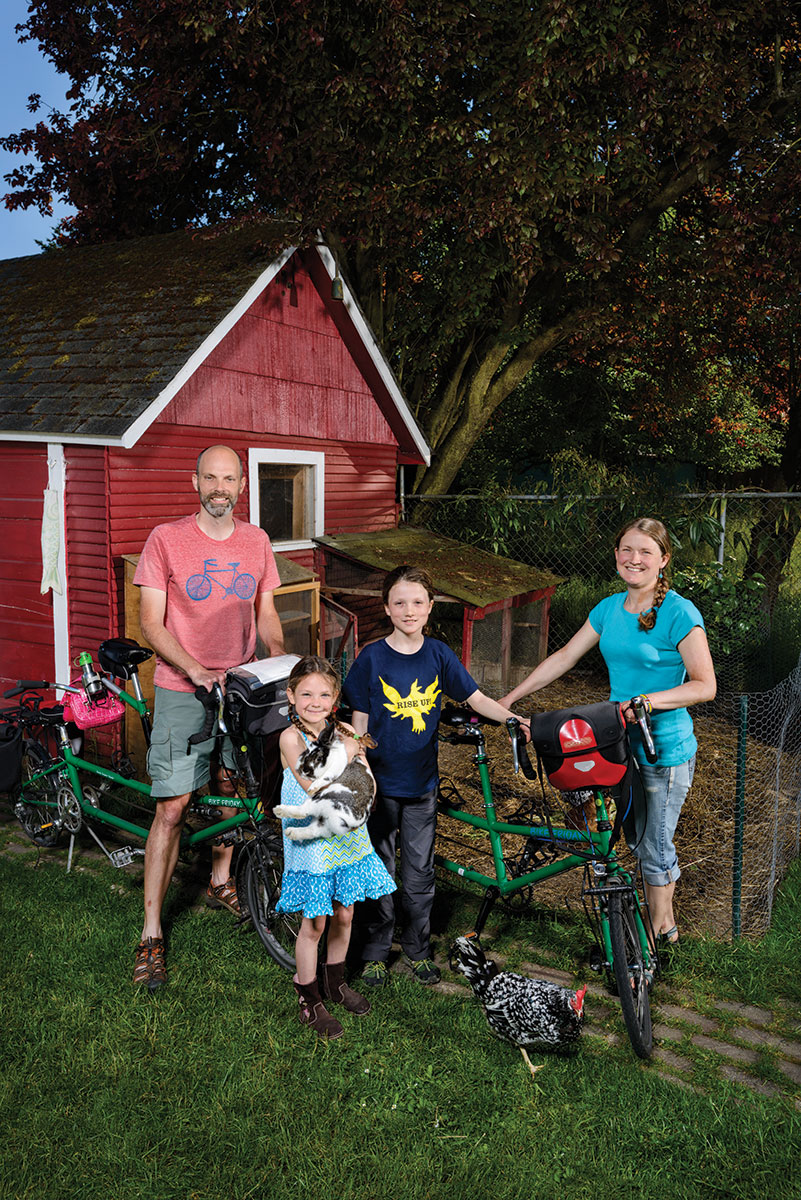Local Families Living Off The Grid ParentMap