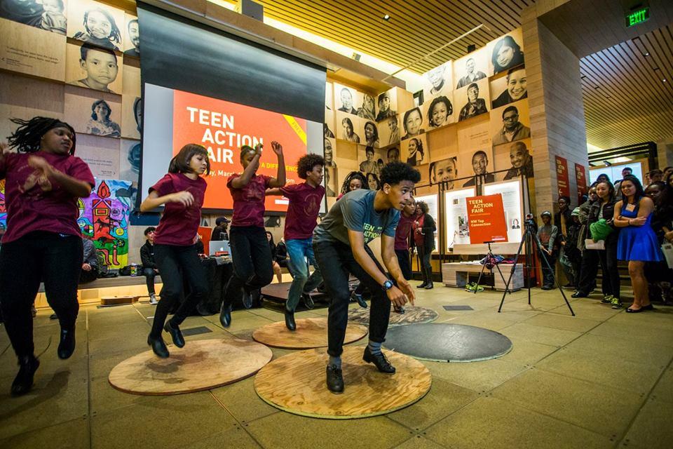 Teen Action Fair  Seattle Area Family Fun Calendar