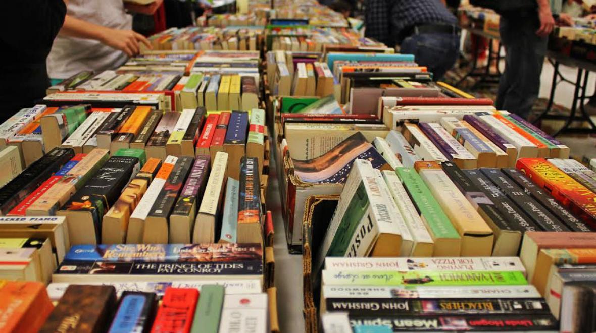 Friends of Seattle Public Library Huge Book Sale | Seattle Area Family Fun Calendar | ParentMap