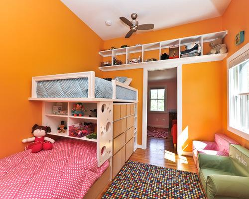 8 Storage Solutions For When The Kids Share A Bedroom