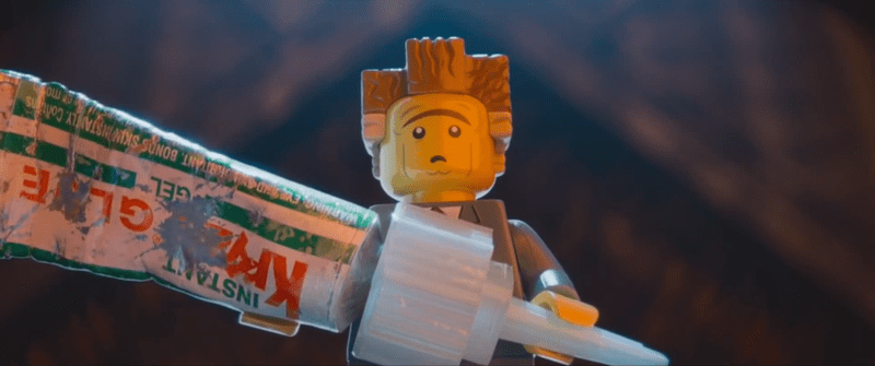 10 Good Reasons The Lego Movies Kragle Isnt Only For Bad