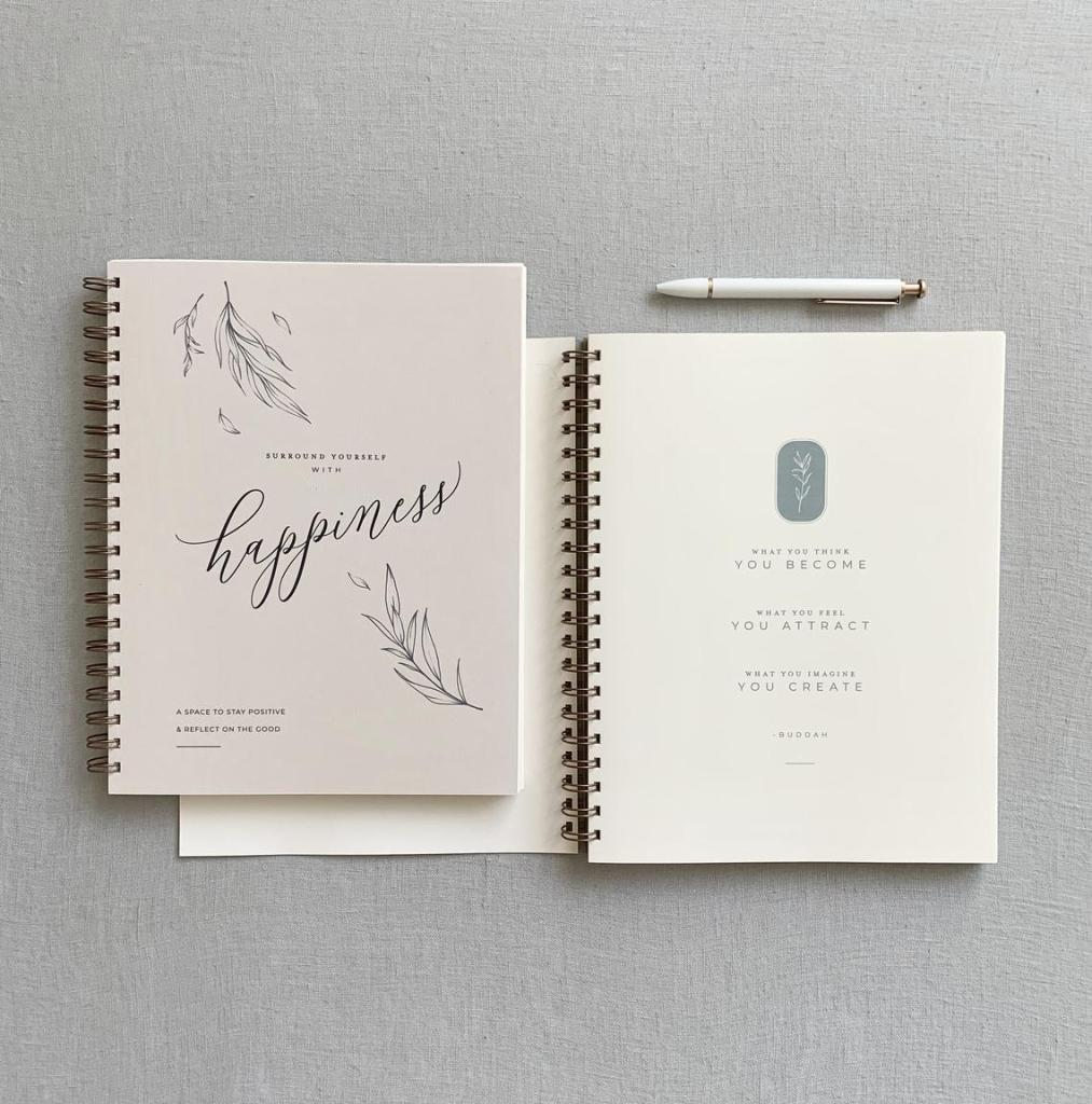 Happiness Journal For Mom
