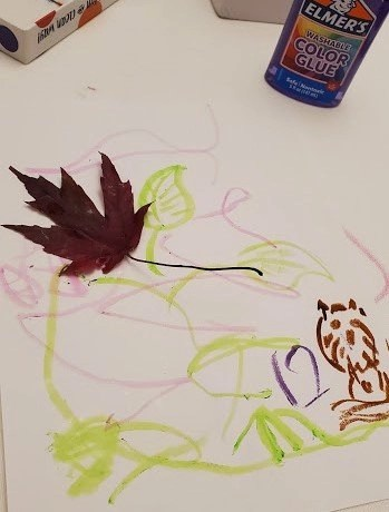New Holiday Traditions During COVID - Fall Craft