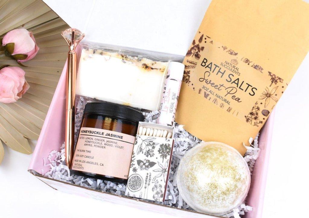 Mental Health Self-Care Box