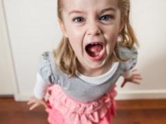 Ma fille en furie