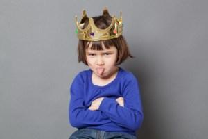 Une éducation trop permissive crée des enfants roi