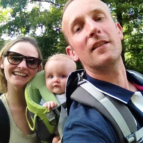 voyage en Ardèche avec bébé
