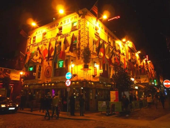 Dublin : les incontournables- voyage en famille