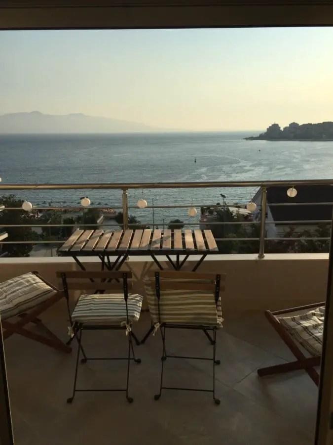 Appartement en Albanie via Airbnb