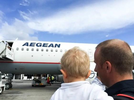 voyager en Albanie avec bébé