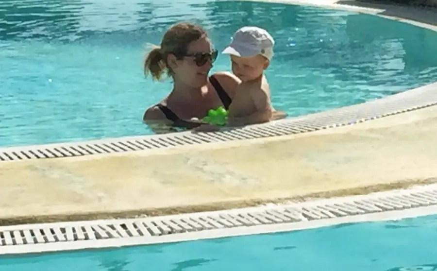 vacances all inclusive avec bebe