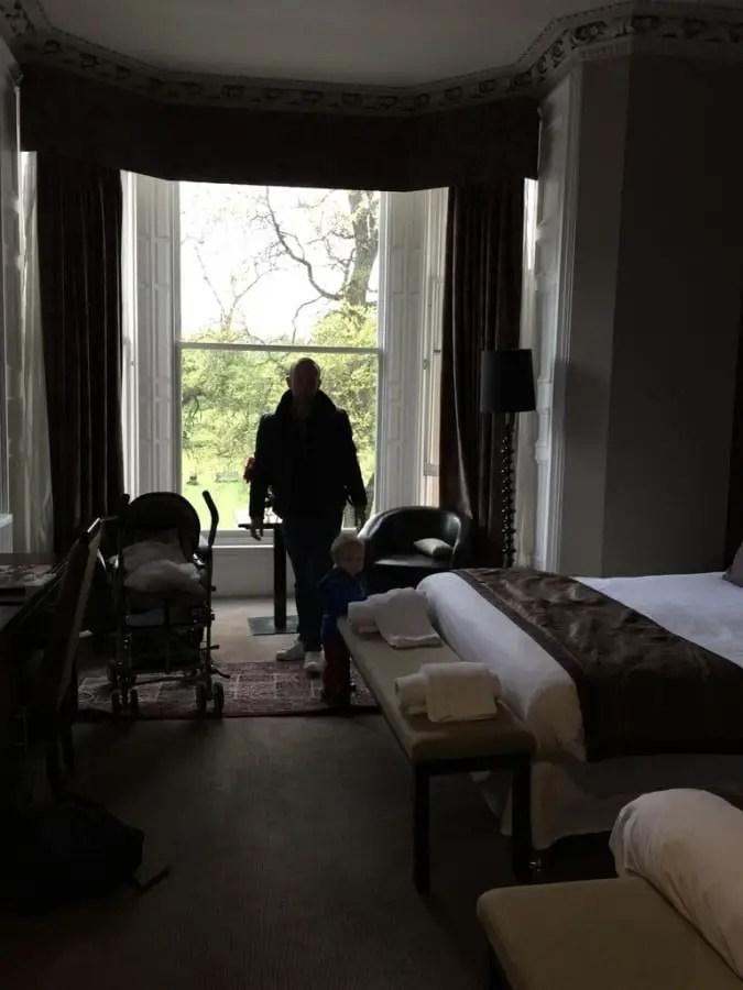 Link Hôtel Edinburgh via Booking