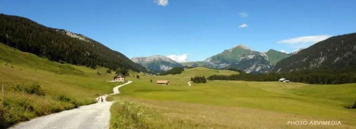 la Savoie en été