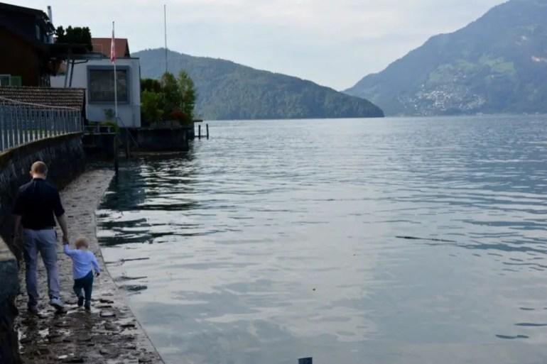 Lac de Lucerne blog-de-voyage-voyage-en-famille-