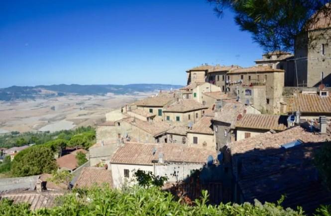 Italie en famille, toscane avec des enfants