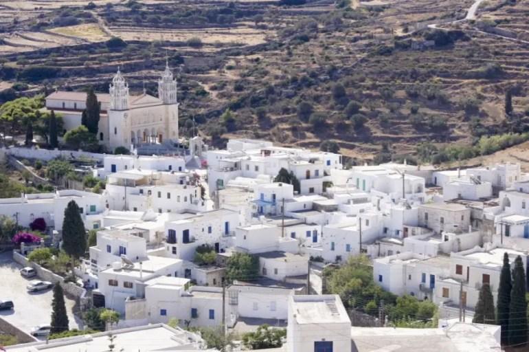 iter l'île de Paros : Que faire ? Que voir? le coup de coeur des Cyclades