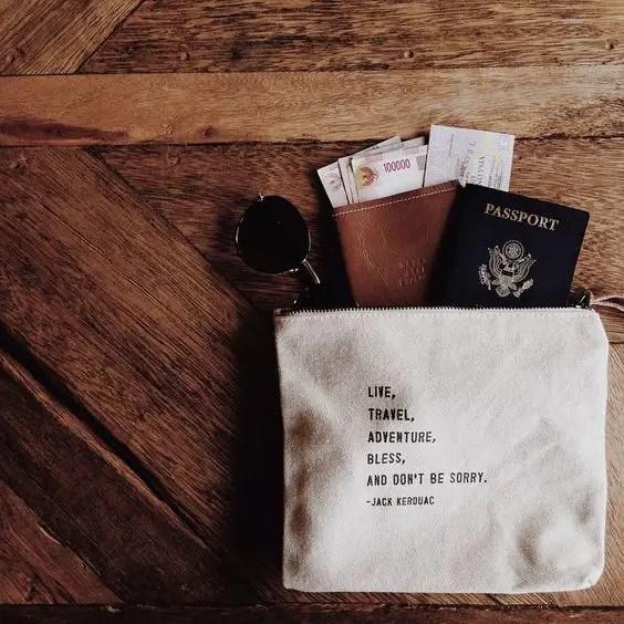formalités administratives pour voyager