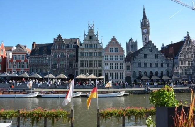 week-end à gand- Gand-belgique-blog voyage,voyage et enfant, parents-voyageurs-video de voyages