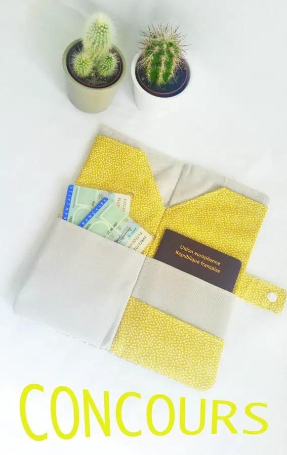 pochette à passeports, pochette de voyage, blog de voyage, voyage et enfant