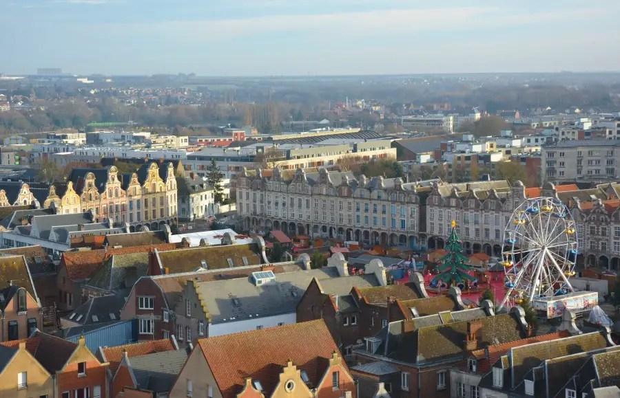 visiter Arras en famille- endroits visiter dans les Hauts de France