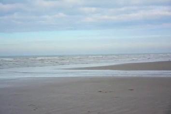 Côte d'Opale, plage de wimereux