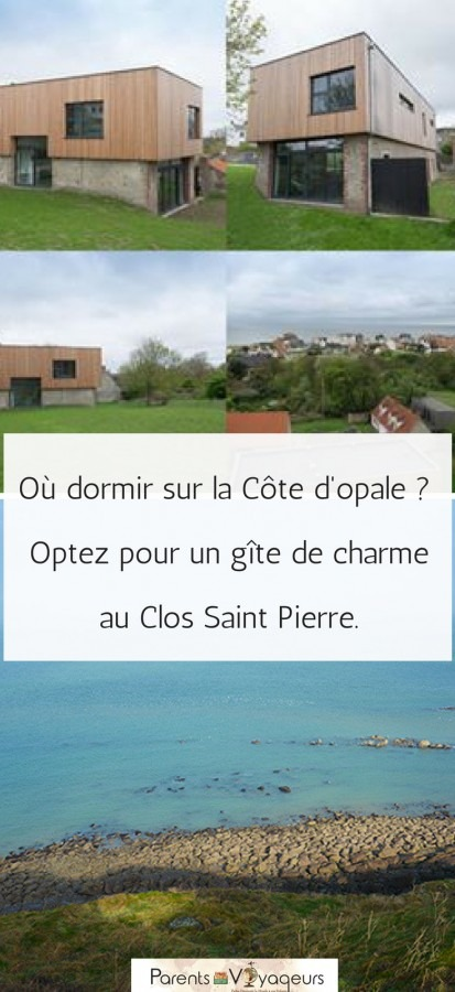 Où dormir sur la Côte d'opaleOptez pour un gîte de charme au Clos Saint Pierre.