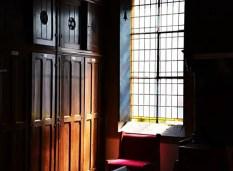 intérieure église Brocéliande en famille